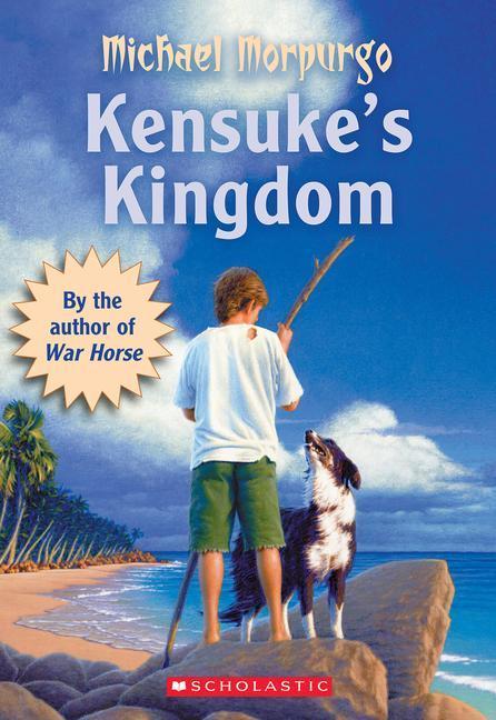 Kensuke's Kingdom als Taschenbuch