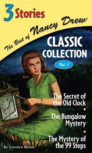 The Secret of the Old Clock/The Bungalow Mystery/The Mystery of the 99 Steps als Buch