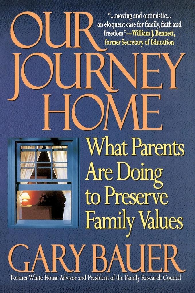 Our Journey Home als Taschenbuch