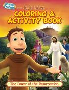 Coloring & Activity Book: Ep.10: He Is Risen