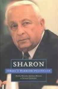 Sharon: Israel's Warrior-Politician als Buch