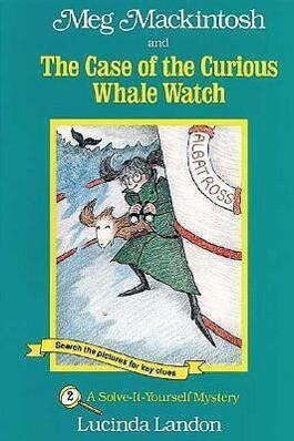 Meg Mackintosh and the Case of the Curious Whale Watch als Taschenbuch