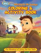 Coloring & Activity Book: Ep.09: Following in His Footsteps