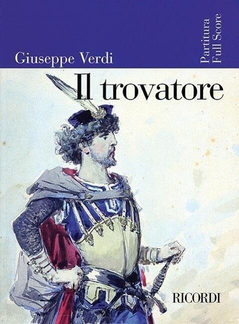 Giuseppe Verdi - Il Trovatore: Full Score als Taschenbuch