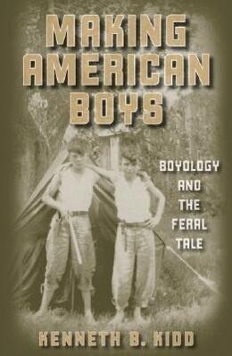 Making American Boys als Buch