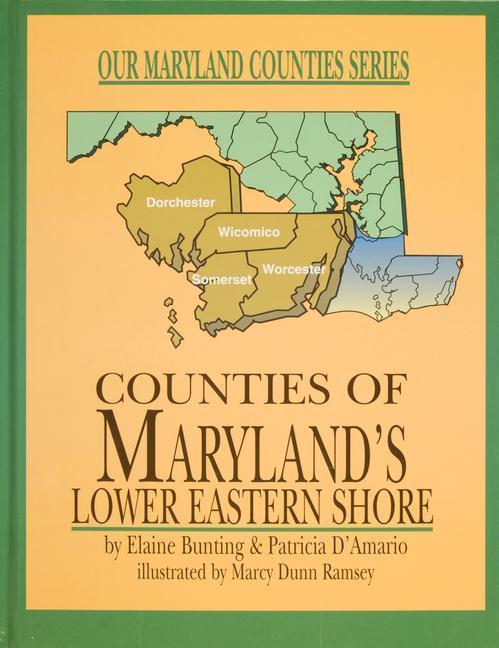 Counties of Maryland's Lower Eastern Shore als Buch