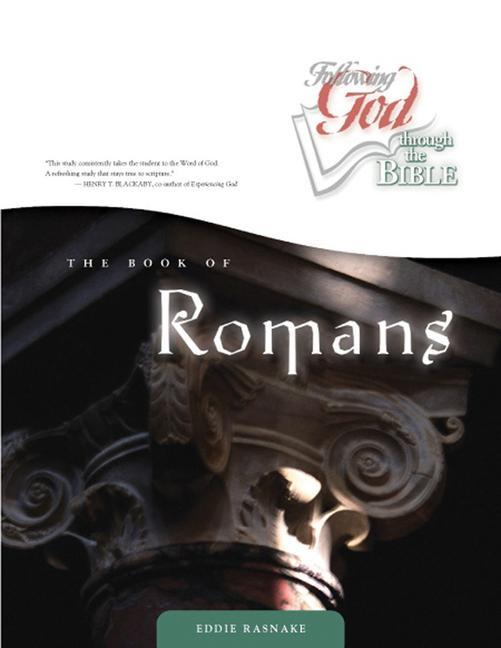 The Book of Romans: A Verse-By-Verse Bible Study als Taschenbuch