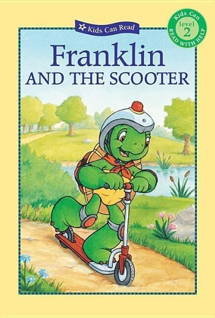 Franklin and the Scooter als Buch