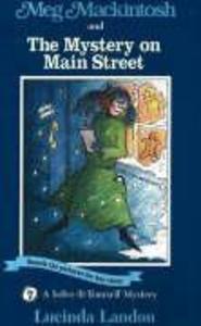 Meg Mackintosh and the Mystery on Main Street als Taschenbuch
