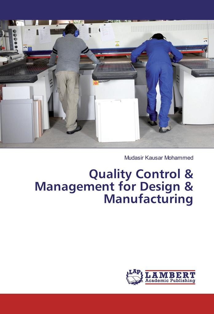 Quality Control & Management for Design & Manuf...