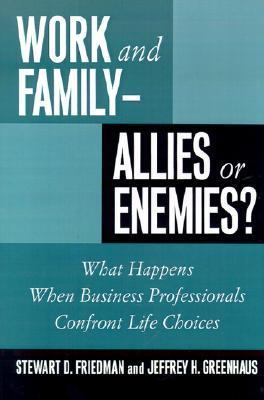 Work and Family: Allies of Enemies? als Buch