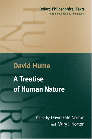 A Treatise of Human Nature als Buch