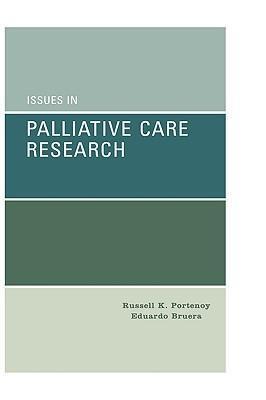 Issues in Palliative Care Research als Buch