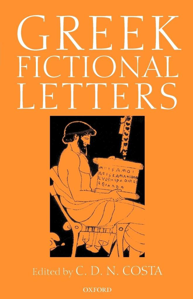 Greek Fictional Letters als Buch