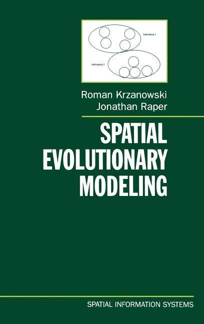 Spatial Evolutionary Modeling als Buch