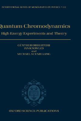 Quantum Chromodynamics: High Energy Experiments and Theory als Buch