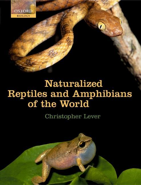 Naturalized Reptiles and Amphibians of the World als Buch