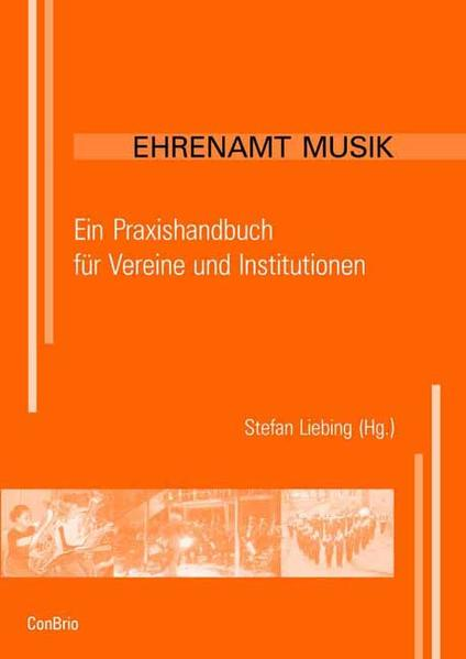 Ehrenamt Musik als Buch von