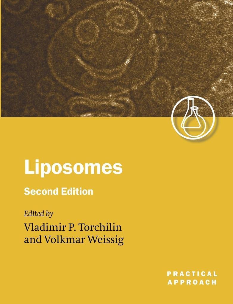 Liposomes: A Practical Approach als Buch