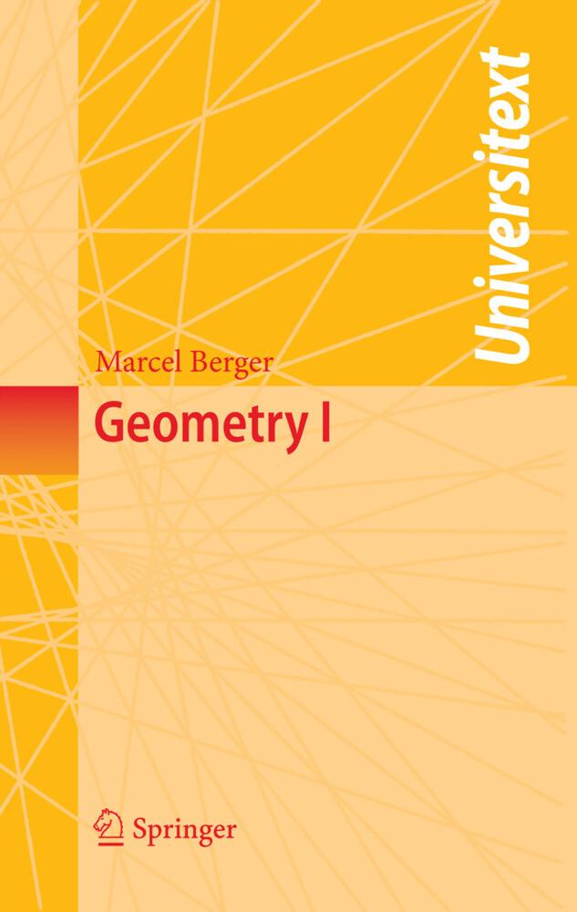 Geometry I als Buch