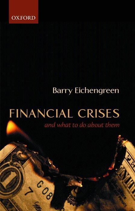 Financial Crises and What to Do about Them als Buch