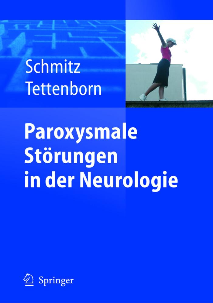 Paroxysmale Störungen in der Neurologie als Buch