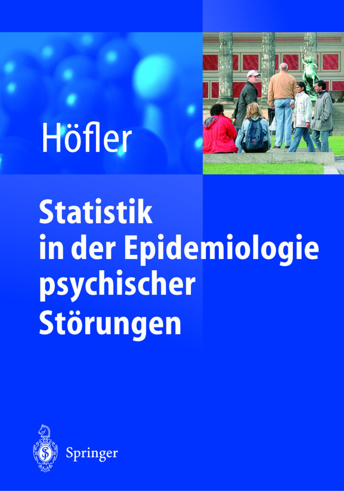 Statistik in der Epidemiologie psychischer Störungen als Buch