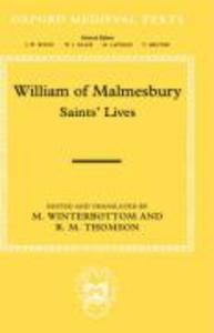 William of Malmesbury: Saints' Lives als Buch