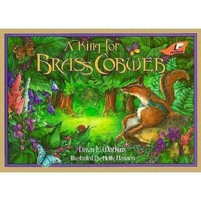 A King for Brass Cobweb als Taschenbuch