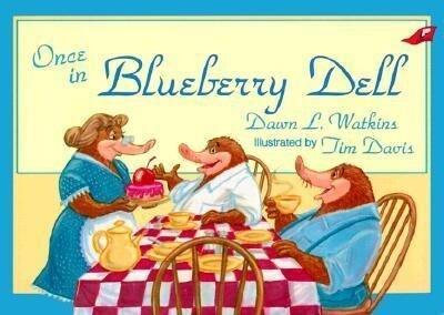 Once in Blueberry Dell als Taschenbuch