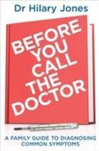 Before You Call The Doctor als Taschenbuch