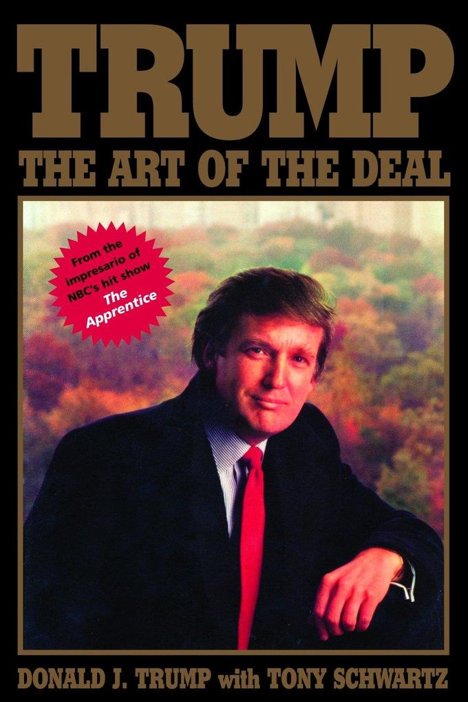 TRUMP THE ART OF THE DEAL als Buch