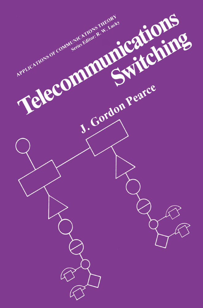 Telecommunications Switching als Buch