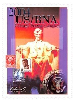 U.S. BNA Stamp Catalog als Taschenbuch