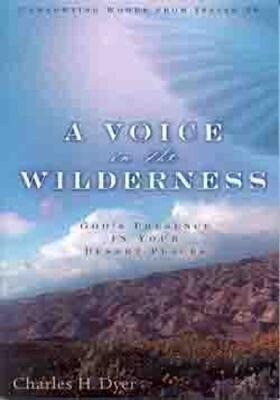 A Voice in the Wilderness: God's Presence in Your Desert Places als Taschenbuch