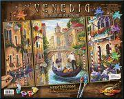 Schipper Malen nach Zahlen - Venedig - Die Stadt in der Lagune
