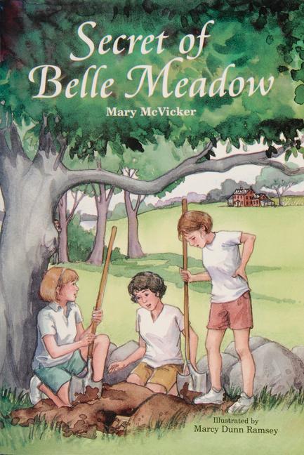 Secret of Belle Meadow als Taschenbuch