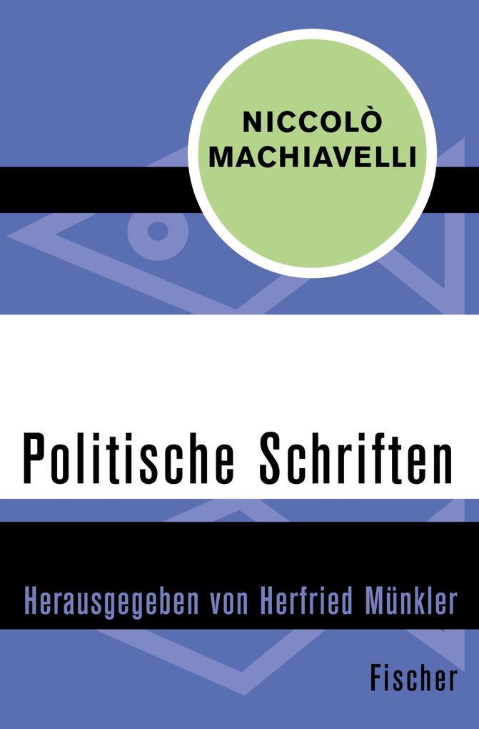 Politische Schriften als eBook epub