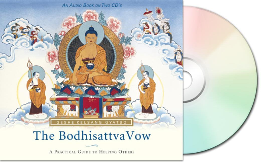 The Bodhisattva Vow: A Practical Guide to Helping Others als Hörbuch