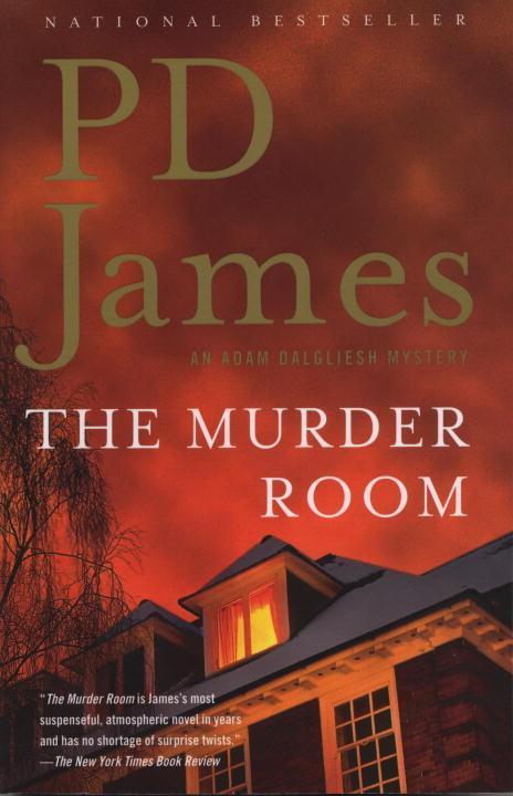 The Murder Room als Taschenbuch