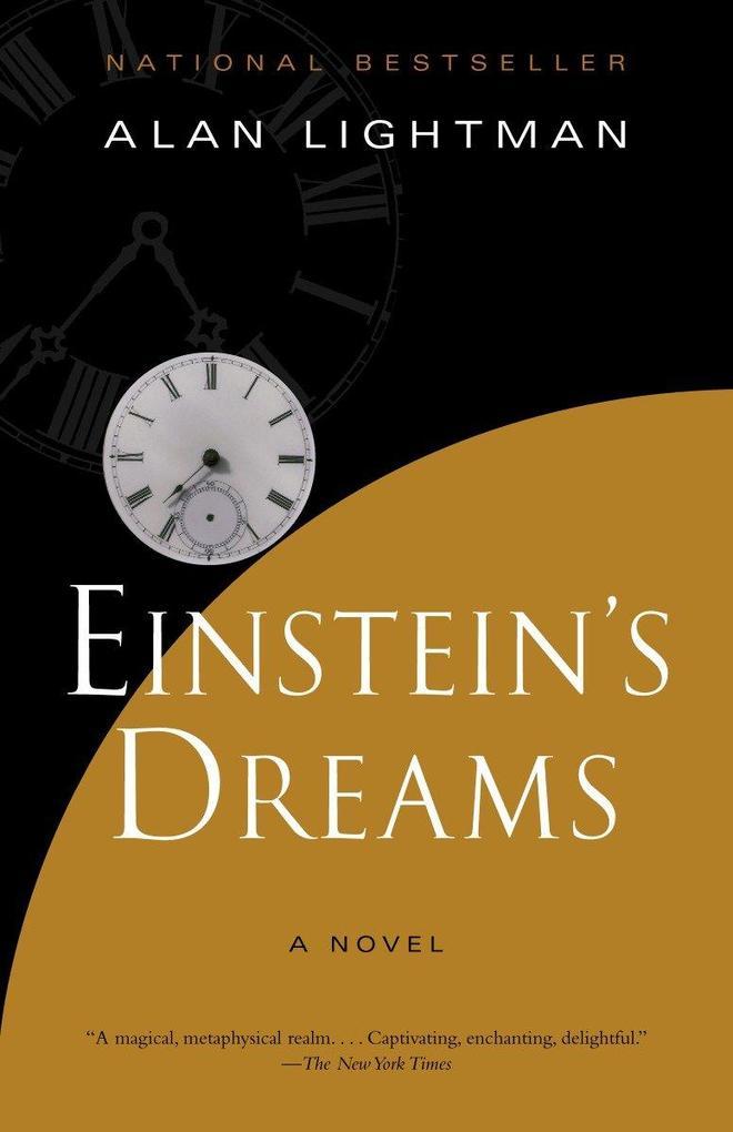 Einstein's Dreams als Taschenbuch