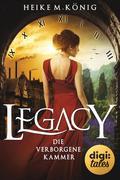 Legacy (1). Die verborgene Kammer
