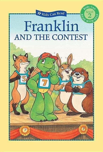 Franklin and the Contest als Buch