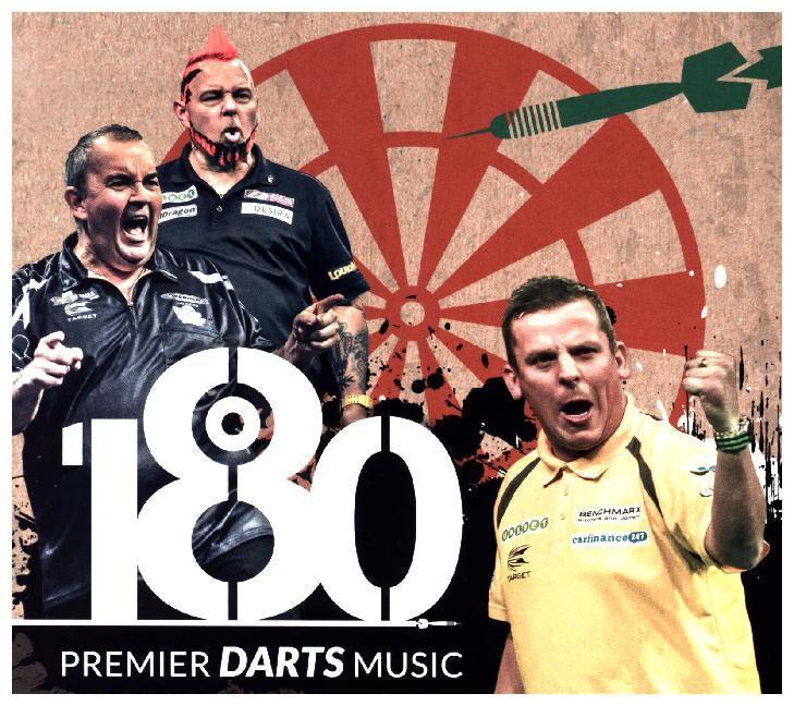 180-Premier Darts Music