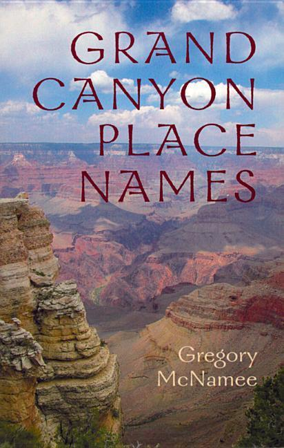 Grand Canyon Place Names als Taschenbuch
