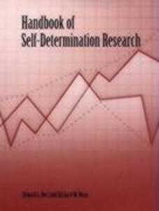 Handbook of Self-Determination Research als Buch