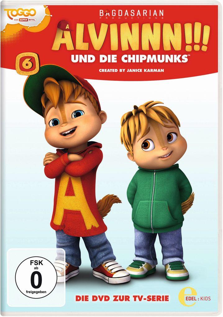 Alvinnn!!! und die Chipmunks 06. Das Baumhaus