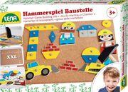 Lena - Holzspielzeug - Hammerspiel Baustelle