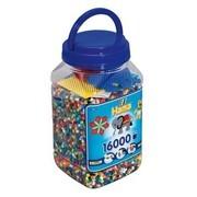 Hama 2063 - Perlen/Pegboards Badewanne Craft (blau)