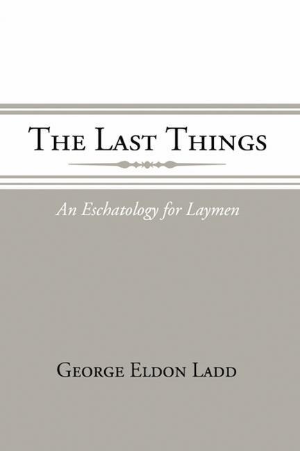 The Last Things als Taschenbuch